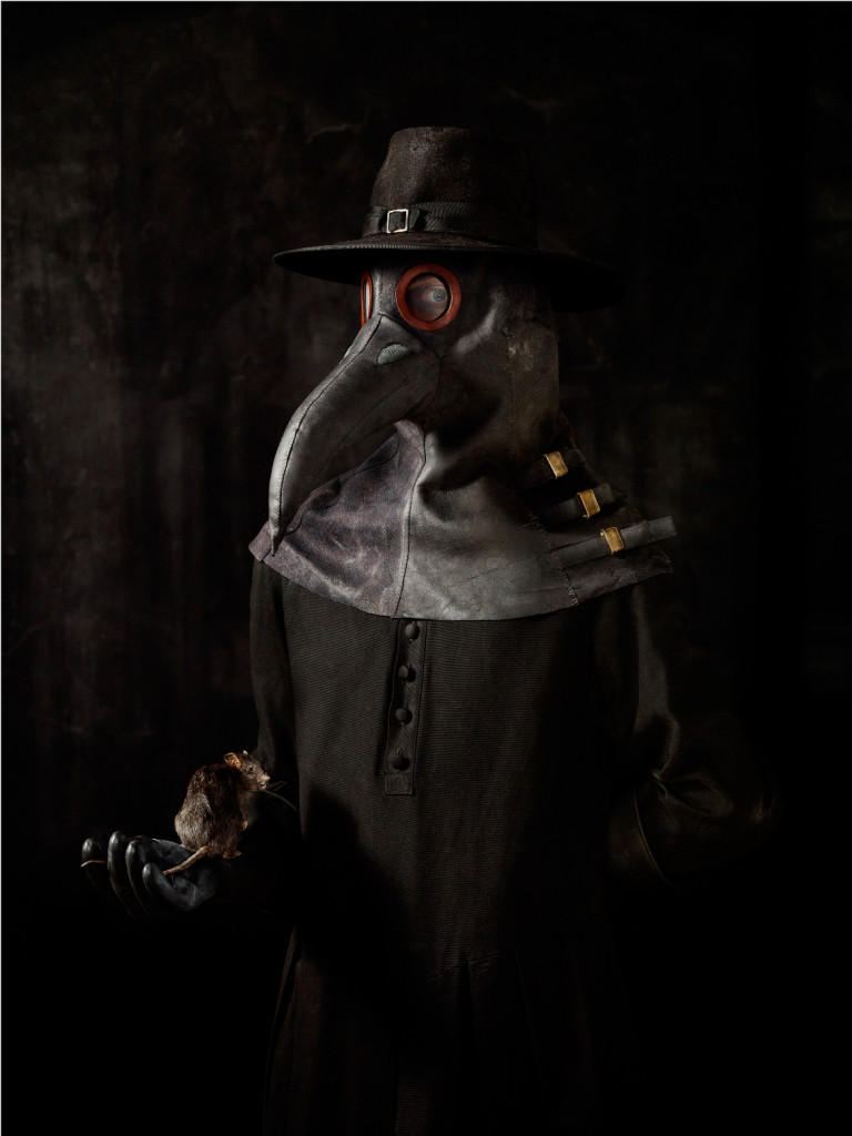 De Pestdokter